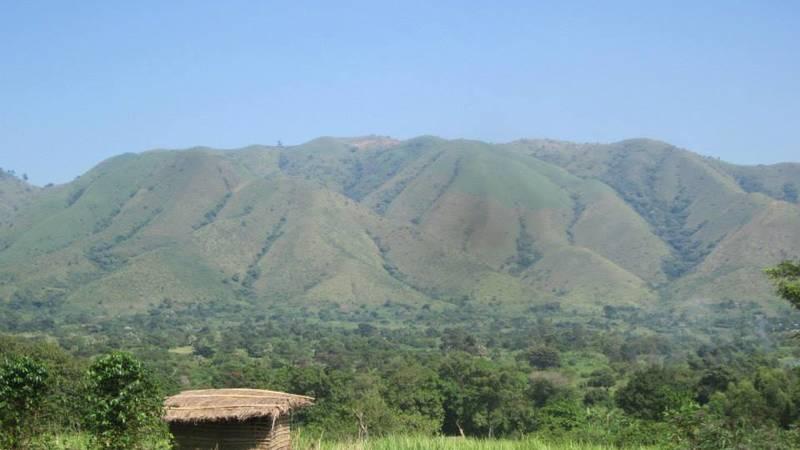 rwenzori mountains in karugutu