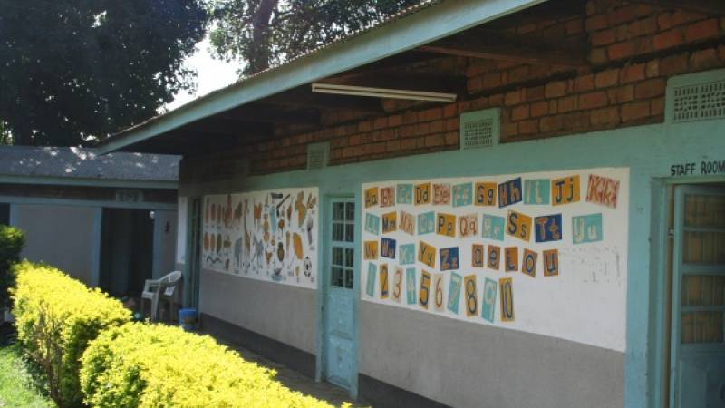 Teaching Assistant At a Pre- & Primary School