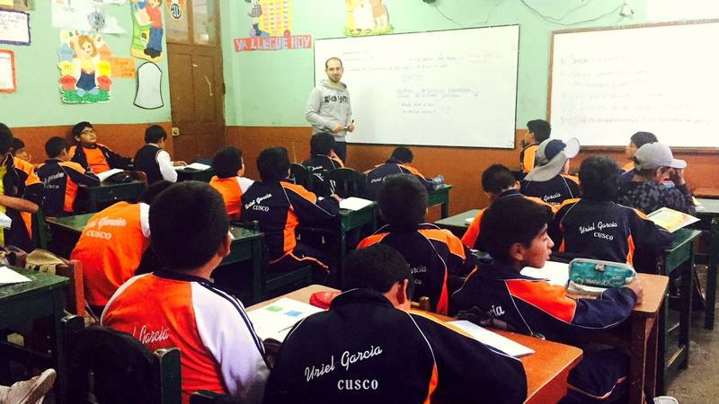 Teaching in Elementary School