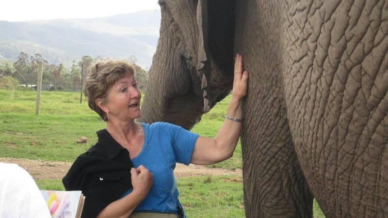 Dwindling Giants African Elephant Eco-Learning