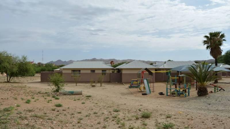 Hostel @ School for Visually Impaired Children.