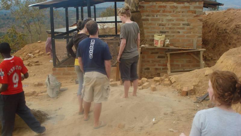 School development Volunteer in Kenya