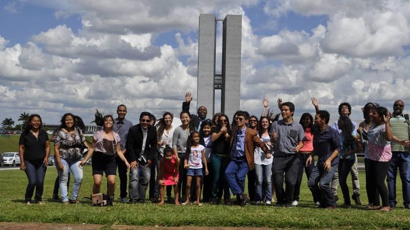 Brasilia field trip