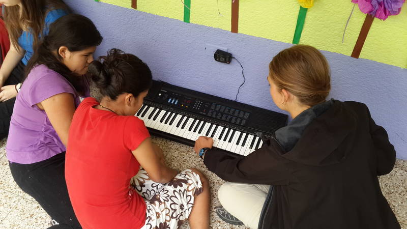 Provide music lessons