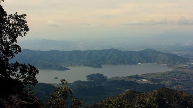 Aculeo Lagoon