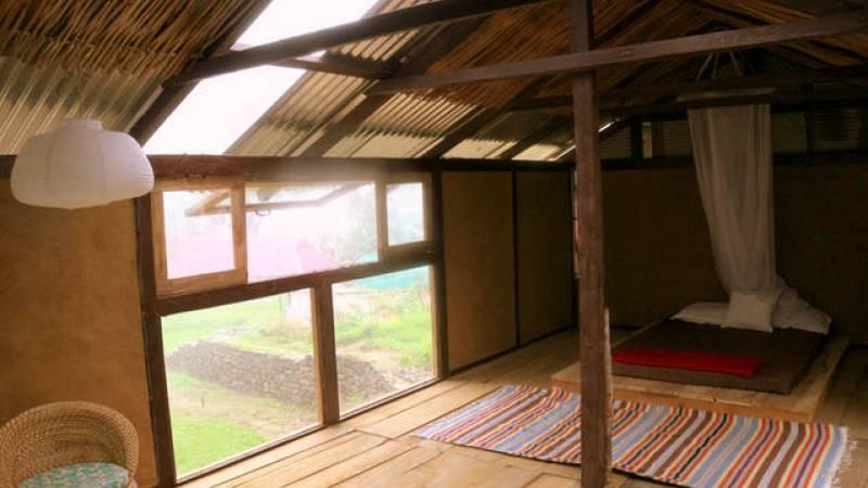Artist Earth Home living quarters