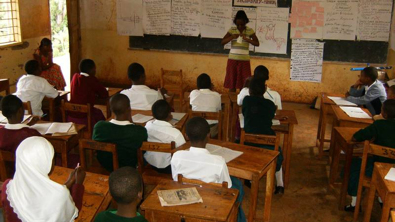 Training of Trainers( Tella Primary School)