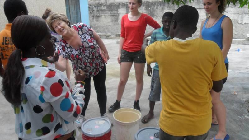 Summer Camp - Community Service & Travel