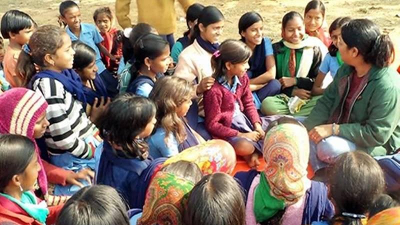 Teacher in Rural Villages