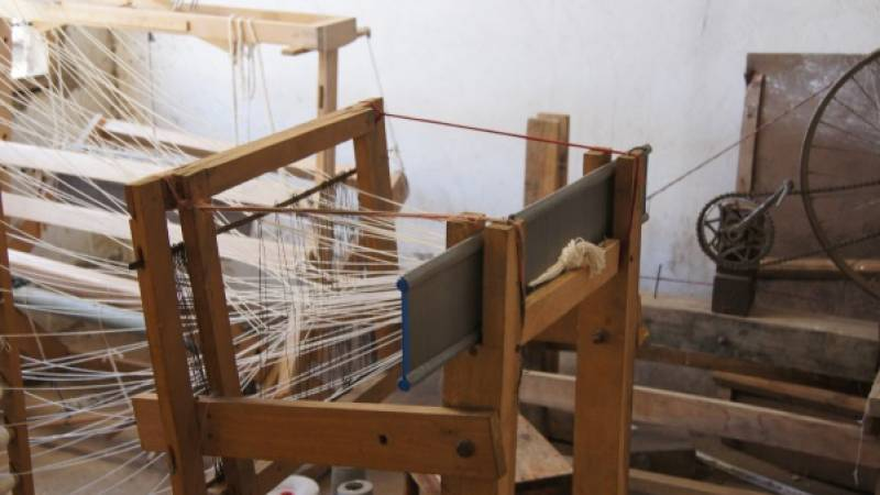 Weaving mashines