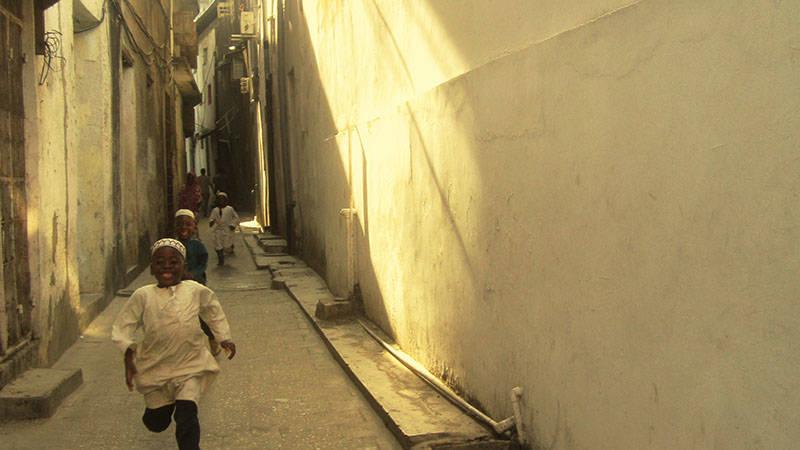 Zanzibar alleys