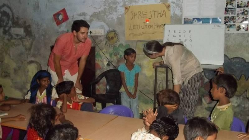 Teach & Organise Activities