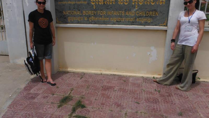 NGO Support, Cambodia