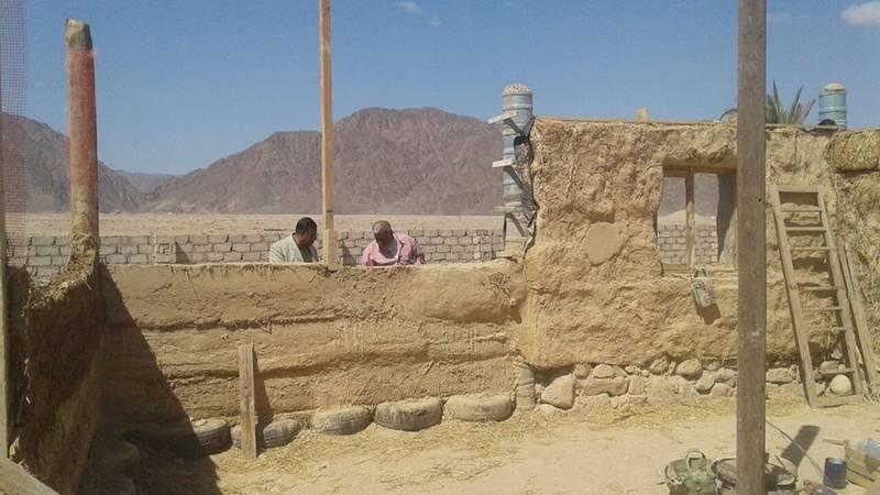The New Learning Center for Bedouin Children
