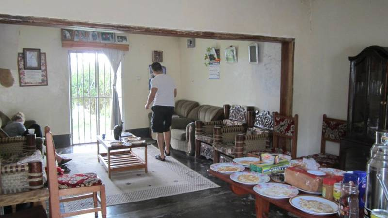 Fort Portal Volunteer Guest House