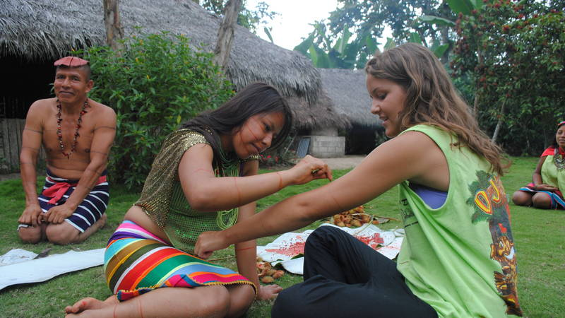 Tachila Tribe in the Amazon