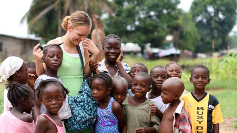 sharing with the orphans