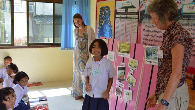 Teaching English in Schools