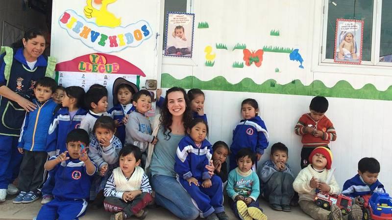 Kindergarten Teacher Assistant