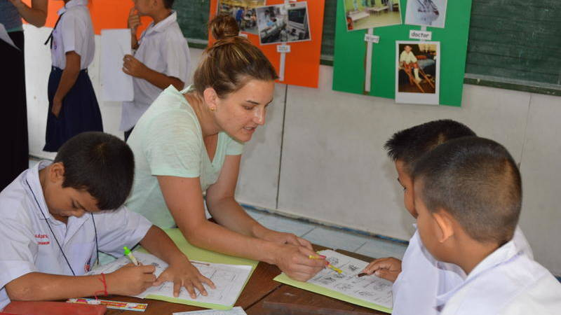 Teaching English in Schools