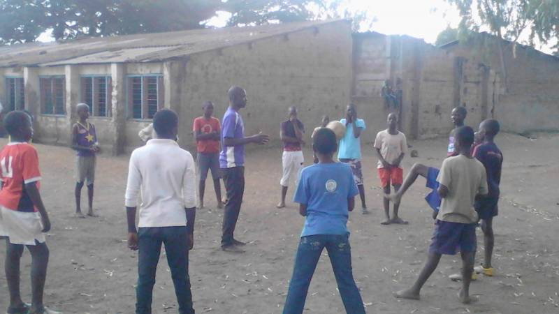 Energizers during a previous session