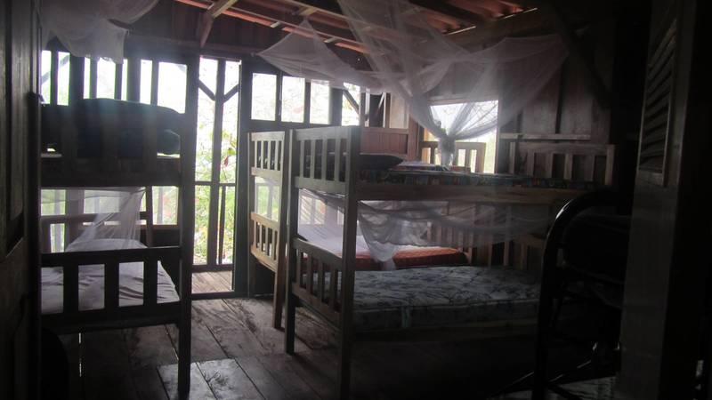 volunteer dorm