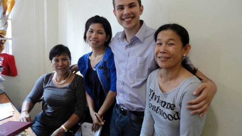 NGO Support, Cambodia 4