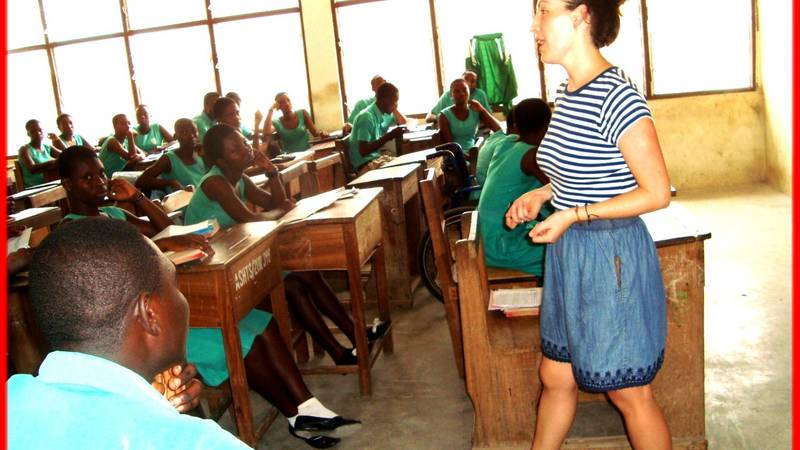 Volunteer Empowering final year students