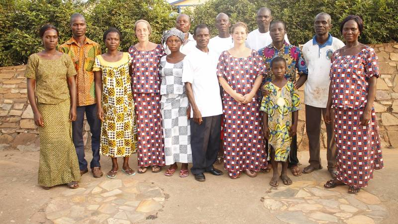 Photo volunteers and hosts