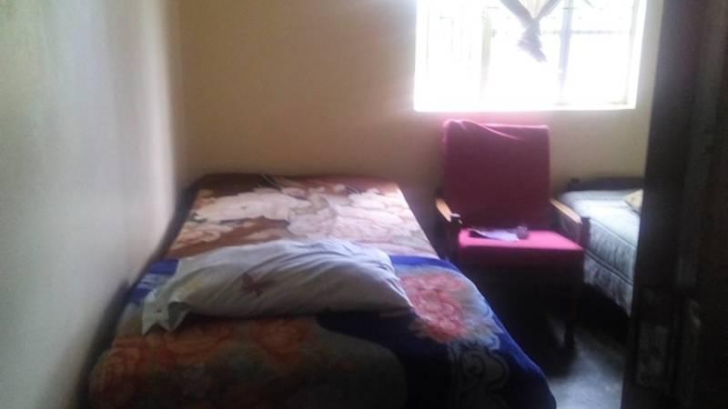 Bedroom for volunteers