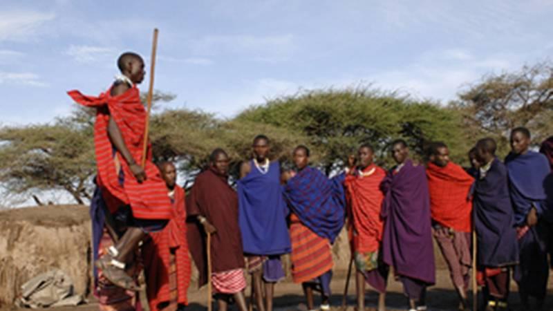 Maasai cultural platform
