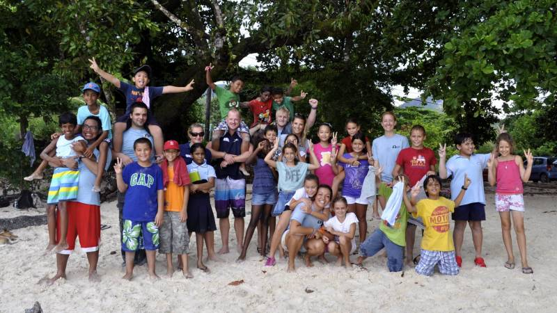 Island Research and Conservation