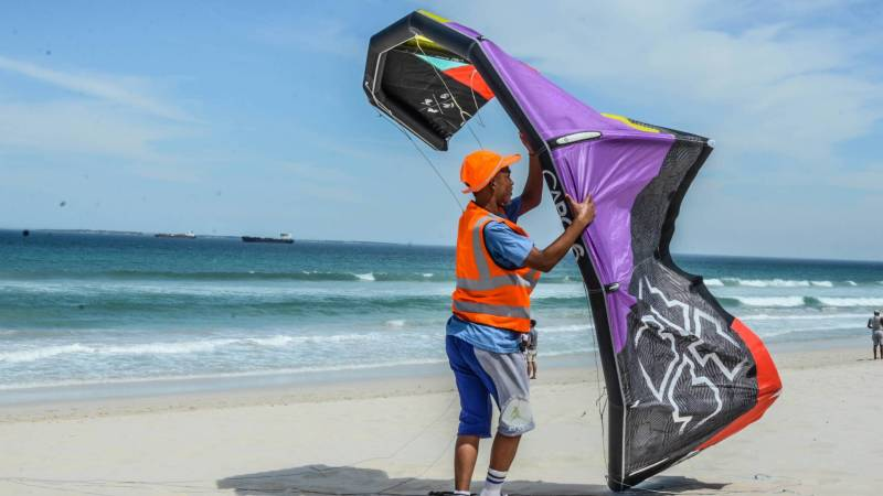 Kitesurfing Outreach Instructor
