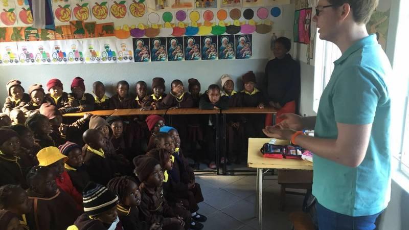 Be a Preschool & Child Centre Volunteer