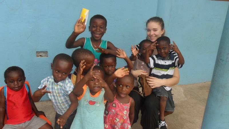 Care & Orphanage volunteer work