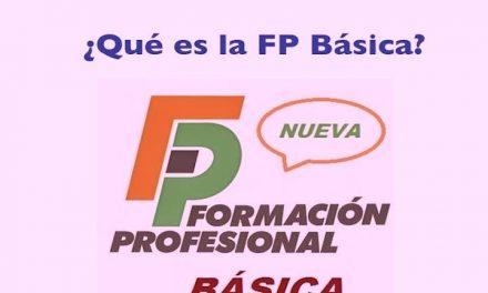 ¿Qué es la FP Básica?