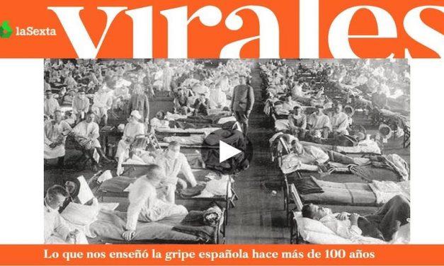 Lo que nos enseñó la gripe de 1918