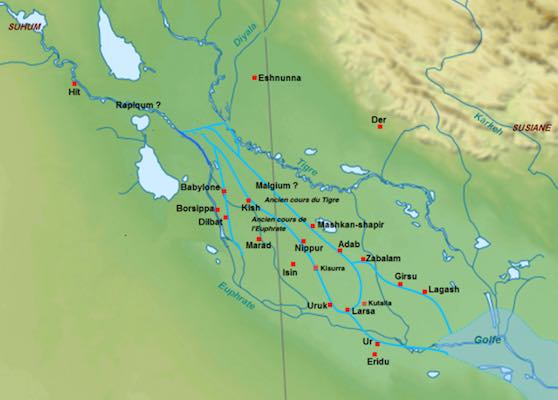 Las civilizaciones fluviales