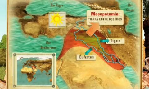 Mesopotamia: la primera civilización