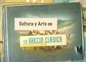 cultura y arte en grecia clásica