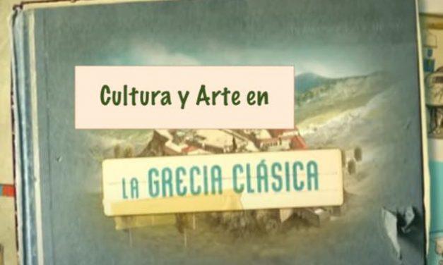 Cultura y Arte en la Grecia Clásica