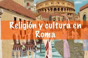 religion y cultura en roma