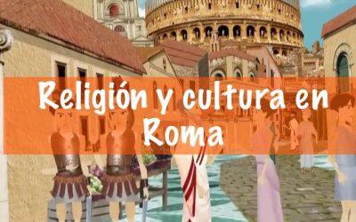 Religión y cultura en Roma