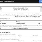 Fichas de datos de tutoría para FP Básica y Ciclos Formativos
