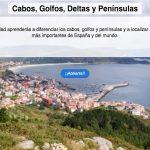 Cabos, Golfos y Penínsulas