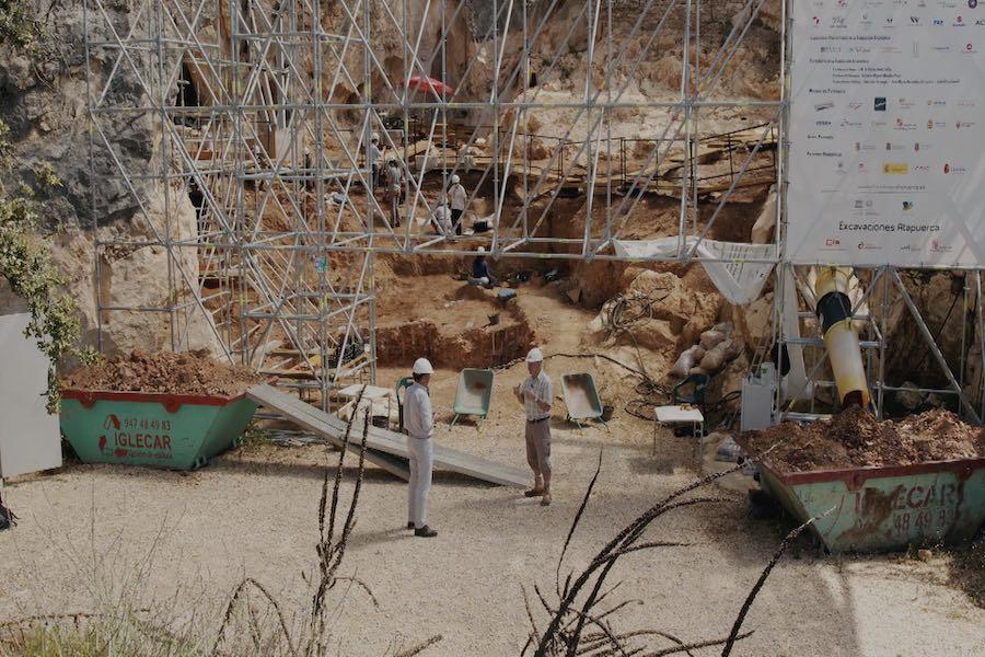 Atapuerca en la trinchera Arqueomanía