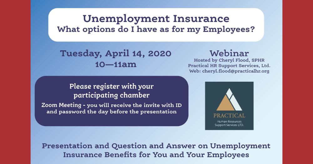 April 14 Unemployment Insurance Presentation