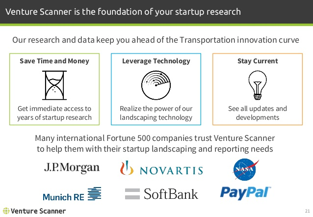 Venture Scanner Value