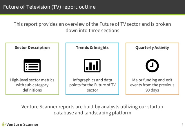 Future of TV Report Outline