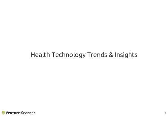 Health Technology Trends and Insights